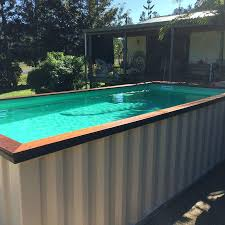 homemade above ground pool slide. Diy Above Ground Pool Shipping Container Homemade Build Your Own Slide D