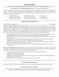 Accounting Resume Samples Canada Elegant Tax Accountant Resume