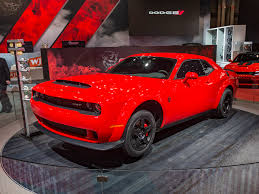 2018 chrysler demon. Wonderful 2018 2017 New York International Auto Show Power Play In The Big Apple  Kelley  Blue Book In 2018 Chrysler Demon