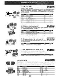 Optronics Tll 9rk Led Sealed Trailer Light Kit Truck And Trailer Lighting Manualzz Com
