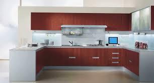 U Shape Kitchen Designs Large Image Of U Shaped Kitchen Design Exclusive Home Design