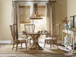 Side Chairs For Living Room Hooker Furniture Dining Room Sanctuary Tall Spindle Side Chair