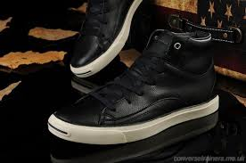 converse high tops mens black