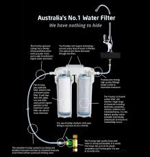 How To Filter Water Without A Filter Water Filters Adelaide Water Purification System Water Filter