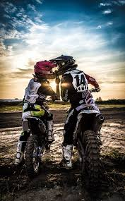 Hd Wallpaper Black Enduro Motorcycle Motocross Kiss Love
