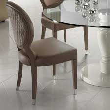 high end dining chairs. High End Designer Italian Leather Dining Chair Chairs M