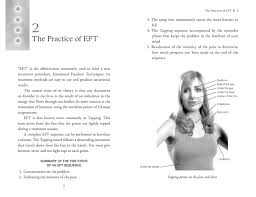Eft Tapping Points Chart Pdf The Book Of Tapping Emotional Acupressure With Eft Amazon