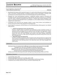 Design Engineer Resume Qualifications And Skills