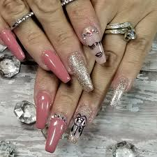 Pin by Nona morton on Nails to die for | Stiletto nails designs, Fancy  nails, Nail designs