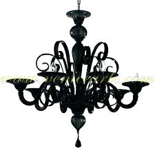 black glass chandelier small crystal chandeliers for foyer home depot blac