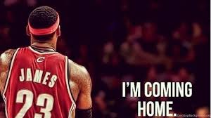 lebron james i m coming home wallpaper. Simple Lebron Throughout Lebron James I M Coming Home Wallpaper J