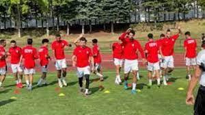 بالتردد.. قناة مفتوحة تنقل مباراة منتخب مصر الأولمبي أمام إسبانيا