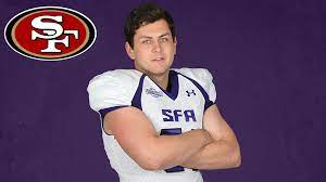 Chris Wilkerson Headed to 49ers - Stephen F. Austin State University  Athletics