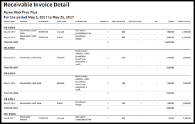 Account Receivable Aging Report How To Create An Accounts Receivable Aging Report In Xero