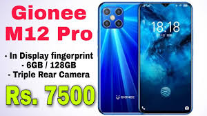 Gionee M12 Pro Launched with Triple ...