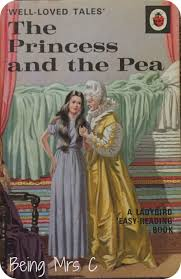 princess and the pea costume. Ladybird The Princess And Pea. Series 606D - Well Loved Tales Princess The Pea Costume N