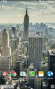 New York Live Wallpaper for Android ...