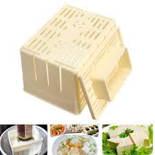 tofu maker press mold kit cheese cloth diy