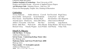 Artist Resume Artists Resume Reece Prades Artist Cvjpg Crafty