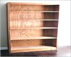 full size of bookcase headboard archives my first apartment making easy shelf diy storage queen