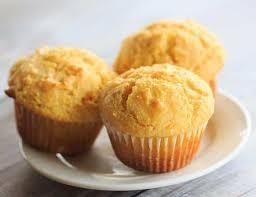 Cornbread Muffins Brown Eyed Baker