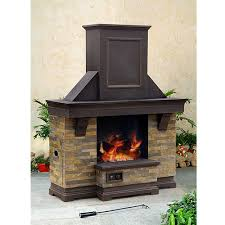 10 outdoor fireplace kits for