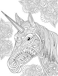 Cute Kawaii Unicorn Coloring Pages Get The Most Stunning Unicorn
