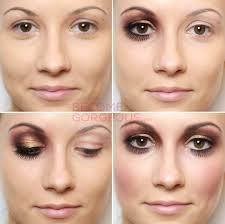 20s makeup idea 20s eye makeup for