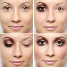 20s eye makeup for