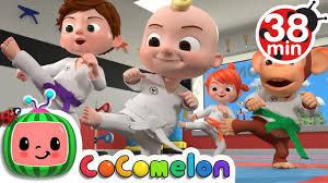 Taekwondo Song + More Nursery Rhymes & <b>Kids</b> Songs - CoComelon