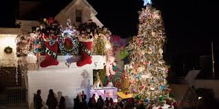 East Bay Christmas Lights Displays Bay Areas Best Sites For Holiday Lights