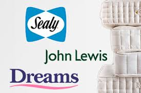 mattress brands. Mattresses From Leading Brands Stacked In A Pile Mattress