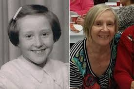 Sister of Maria Aldridge, the teen student nurse who mysteriously ...