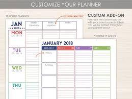 Teacher Daily Planner Teacher Weekly Planner Best Planner For Teachers 2019 2020 Teacher Planner Do What You Love