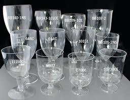 mini plastic wine glasses plastic wine glasses compared mini plastic stemless wine glasses