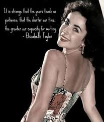Elizabeth Taylor Beauty Quotes