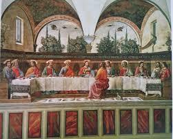Leonardo Da Vinci ve Son Akşam Yemeği Tablosu - İstanbul1881