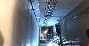 Fire protection work on railway tunnel in Austria | G+H GROUP