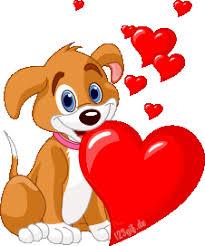 Bildergebnis für animierte gifs schöner hund
