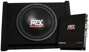 TNP112D MTX Car Subwoofer Enclosure And Amplifier | MTX Audio - Serious  About Sound®