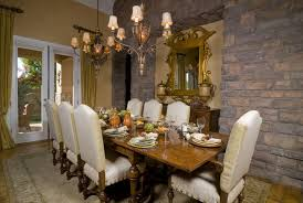Old Brick Dining Room Sets Impressive Decorating Design