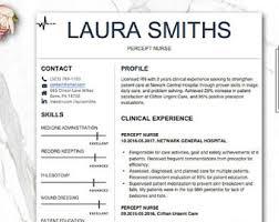 Modern Healthcare Resume Modern Medical Resume Zlatan Fontanacountryinn Com