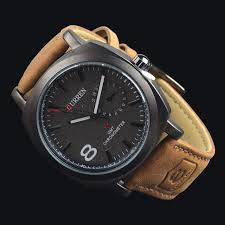 new stylish and sober leather watch for men best s in india rediff ping