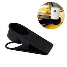 Top office table cup Desk Image Unavailable Amazoncom Amazoncom Startop Cup Holder Cliphome Office Table Desk Side