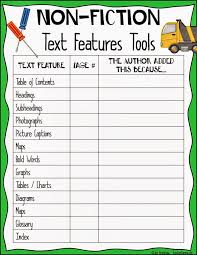 Best 25+ Text features ideas on Pinterest | Nonfiction text ...