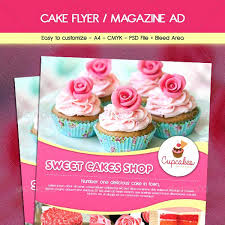 Free Grand Opening Flyer Template Cake Brochure Template Free Download Best Of Bakery Grand Opening