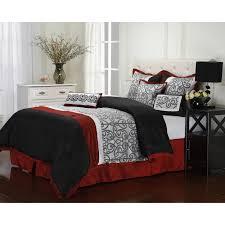 options 32 by nanshing aubrey 7 piece bedding reversible comforter set
