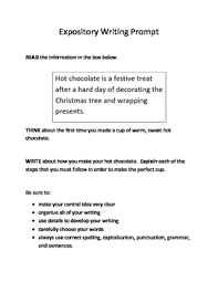 8th Grade Essay Prompts 10 Christmas Themed Expository Writing Prompts Staar Teks 3rd 4th 5th Grades