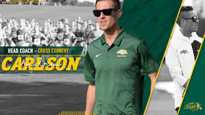 Andrew Carlson Promoted to Head Cross Country Coach - NDSU