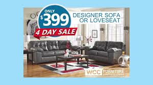 WCC Furniture 4 DAY SALE 2016